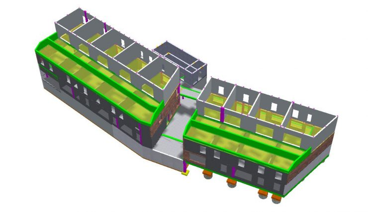 3D FAUVE Allplan